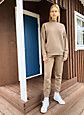 Tna COZYAF BOYFRIEND MOCK SWEATSHIRT | Aritzia