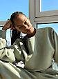 Tna COZYAF BOYFRIEND CROPPED SWEATSHIRT | Aritzia