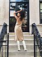 Wilfred ONLY SLIP DRESS | Aritzia
