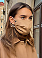 Aritzia Community PLEATED COTTON FACE MASK | Aritzia