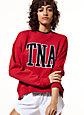 Tna UPDRIFT SWEATSHIRT | Aritzia