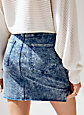 Wilfred Free CUT OFF DENIM SKIRT | Aritzia