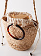 Main Character MINI JUTE BUCKET | Aritzia