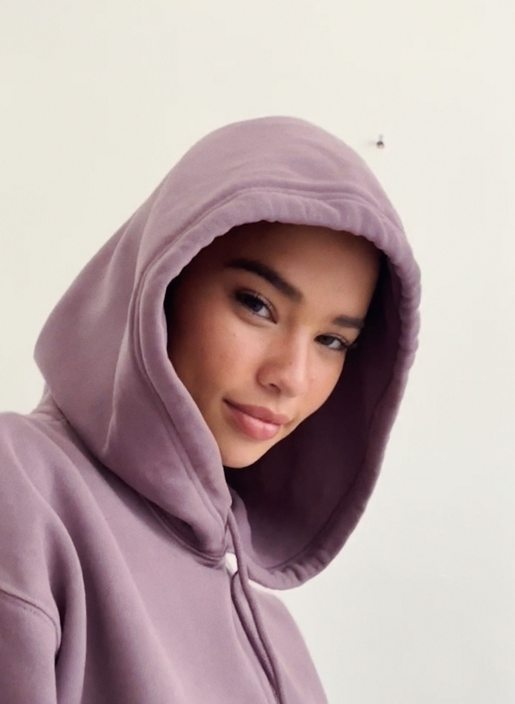 Tna COZY FLEECE BOYFRIEND ZIP-UP HOODIE | Aritzia