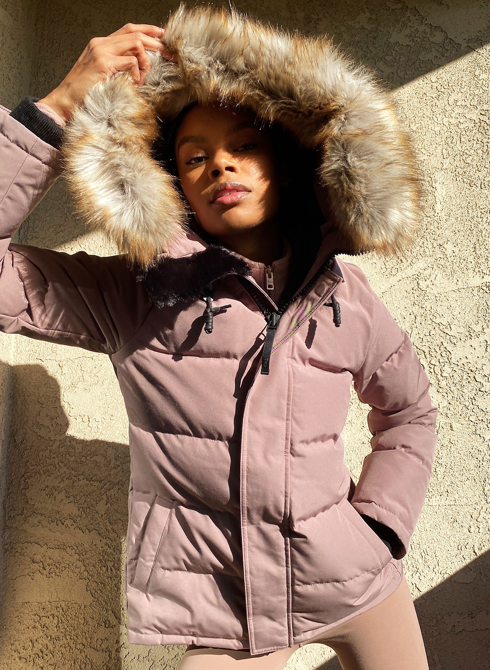 Powder Parka