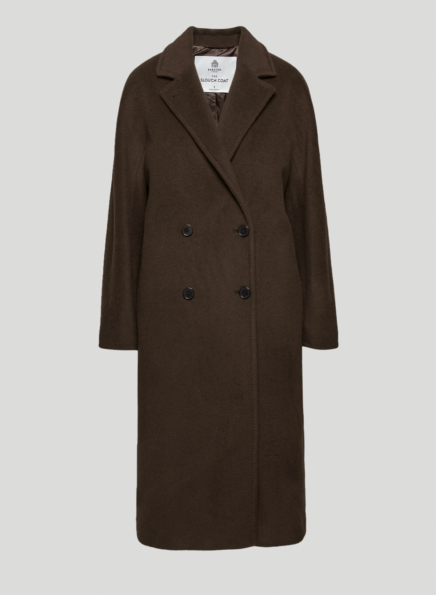 The Slouch Coat